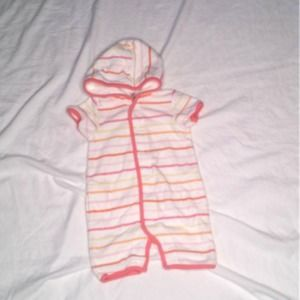 Baby Gap terry cloth Romper 3 to 6 months